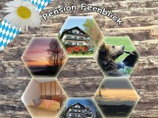 Pension St. Oswald Pension Fernblick